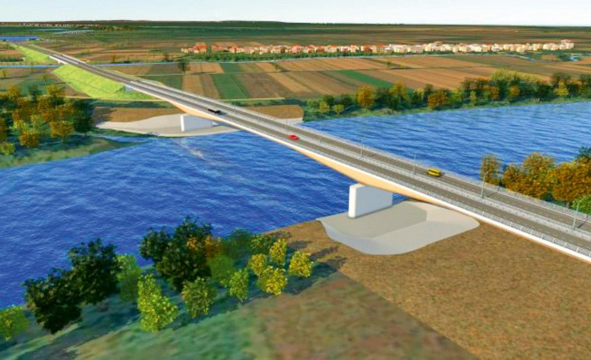 Potpisan ugovor za gradnju mosta preko Save kod Okučana