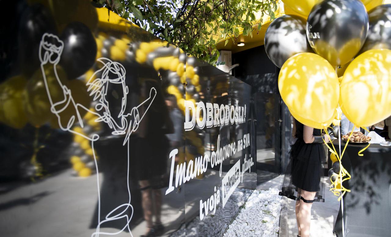 Otvoren novi Roto shop u Planinskoj ulici u Zagrebu