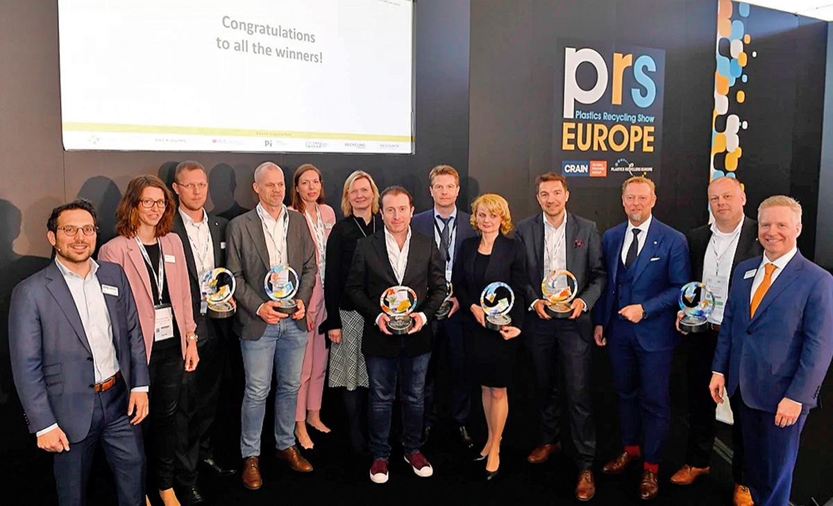 Dodijeljene europske nagrade za inovacije u recikliranju plastike