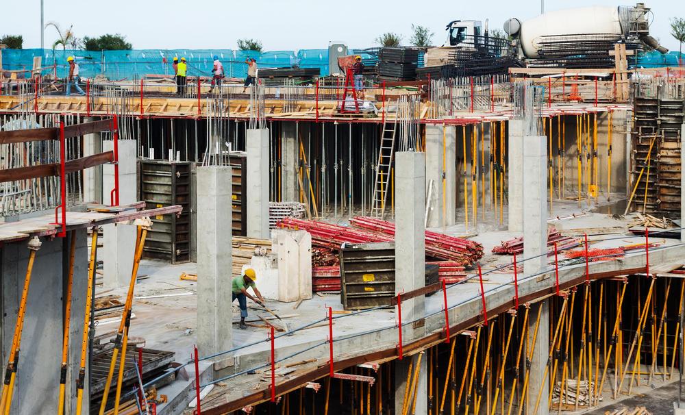 I Španjolska ponovo otvorila gradilišta