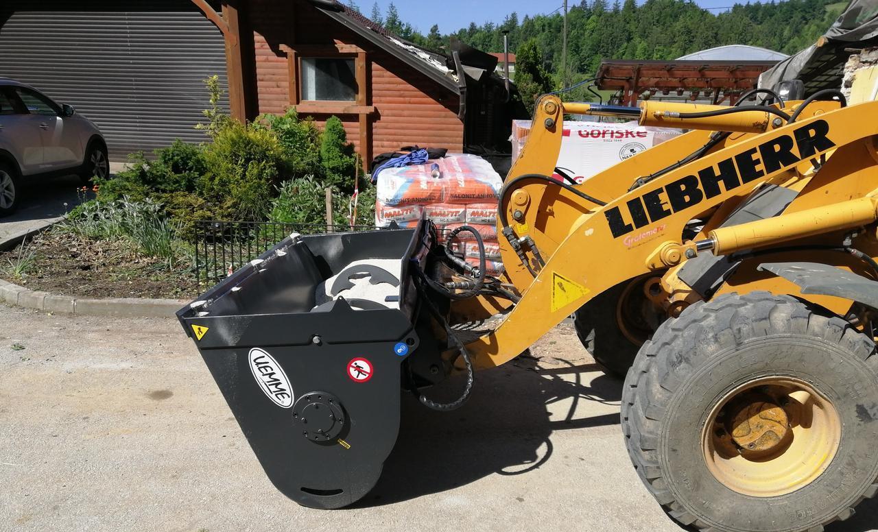Priključna orodja nujni del opreme strojev