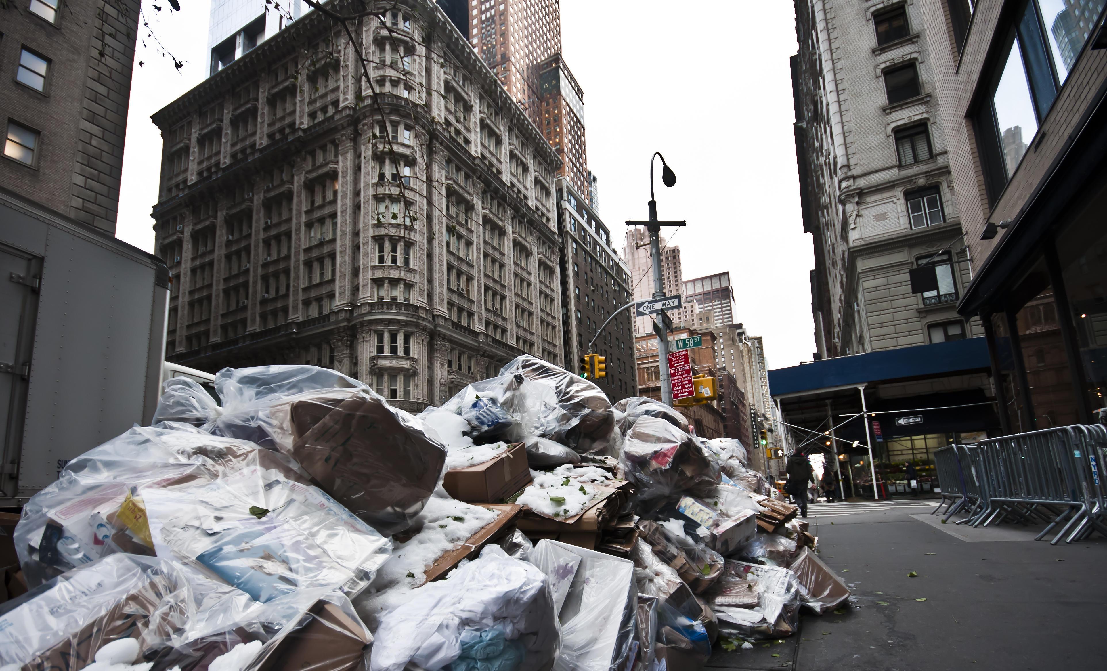 Stopa rasta količine otpada veća od stope urbanizacije