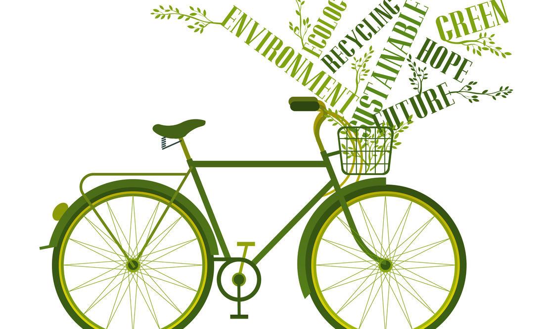Prva biciklistička staza od reciklirane plastike