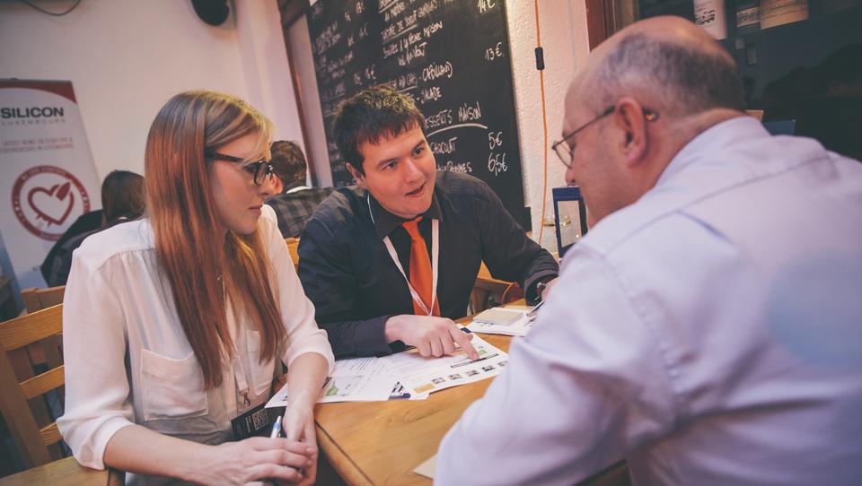 Slovenski start-upi v Luksemburg po denar