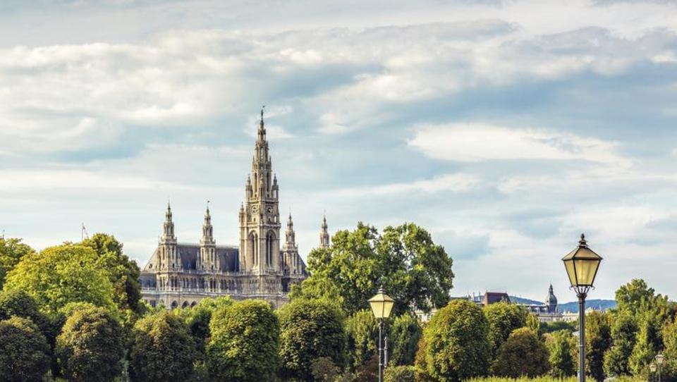 Študija najbolj trajnostnih mest sveta: Dunaj med prvimi