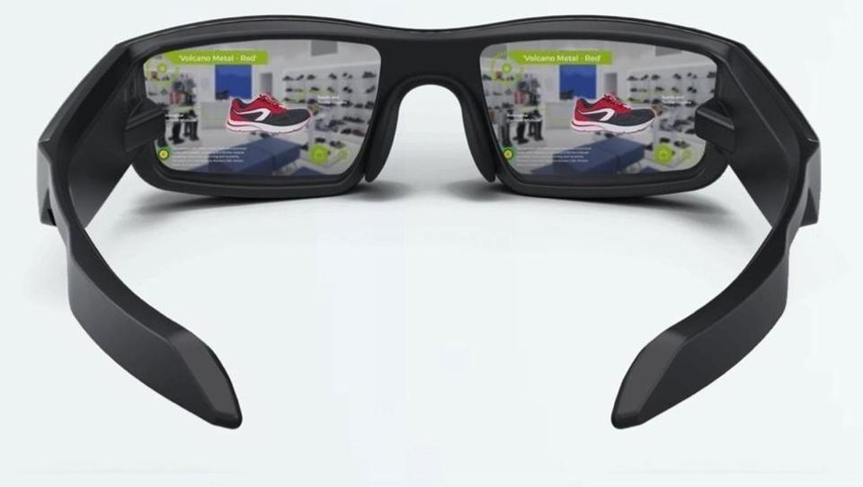 Kako vidimo svet skozi pametna očala