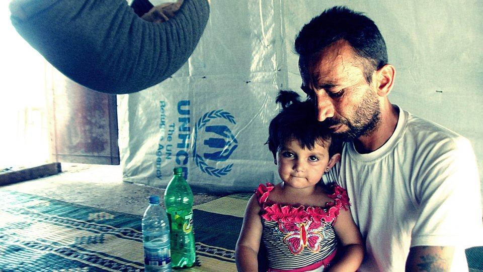 Tina Prihavec in njena izkušnja z izgubljeno generacijo sirskih beguncev