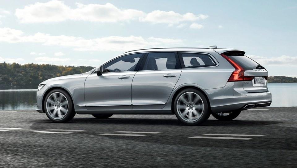 Volvo V90 - veliki šved se vrača po 18 letih odsotnosti