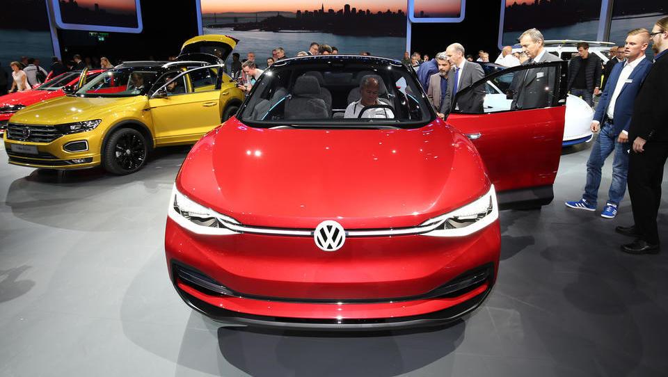 Tako električno prihodnost vidita VW in Audi