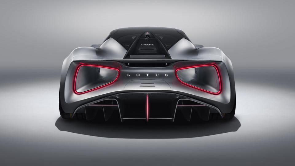 Električni superavto oznanja vnovični preporod Lotusa