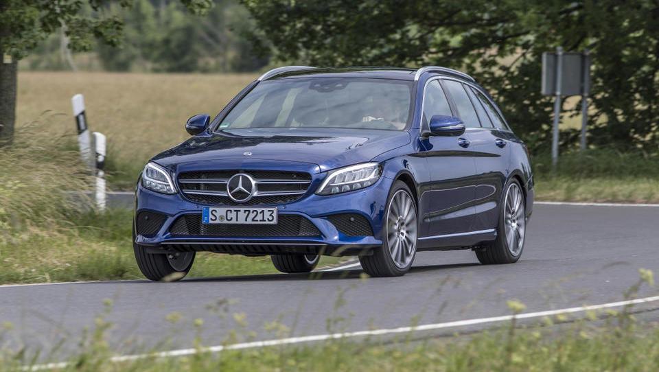 Mercedes C v Sloveniji: oblikovno znan, tehnično napreden in še bolj raznolik