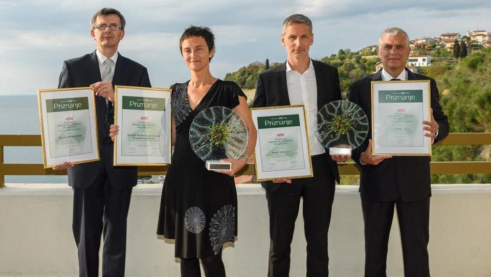 Energetske nagrade: En-lite, Avantcar, Borzen, ŠC Kranj
