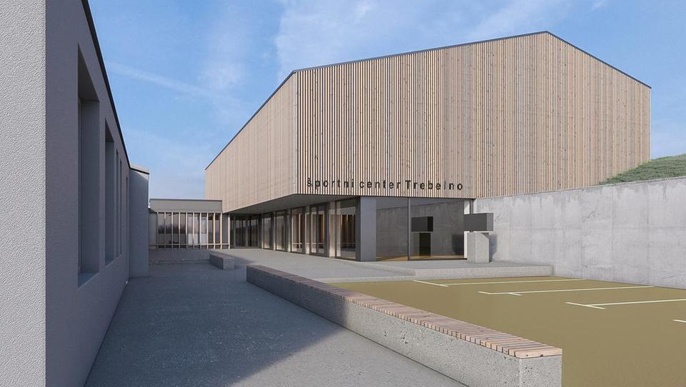 Marles bo v Trebelnem zgradil športni center in dozidal šolo