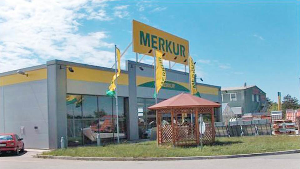 V stečaju Merkurja naprodaj apartmaji, trgovski centri in zemljišča