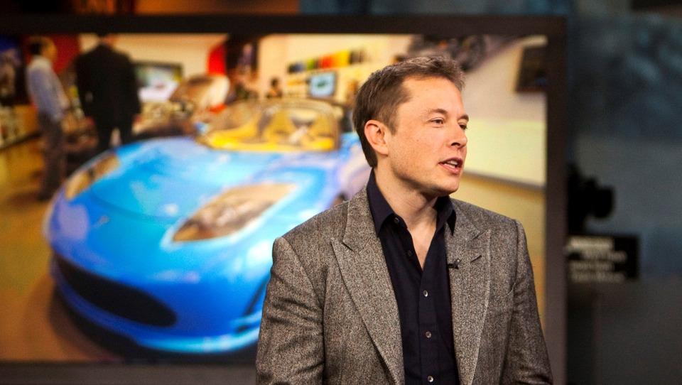 Na WebSummitu tudi Elon Musk