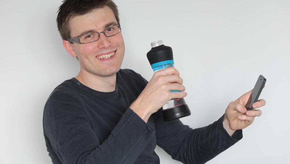Aplikacija meri, ali popijete dovolj vode