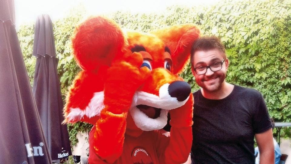 Intervju: Do dela za Rdečo pando zaradi čevljev