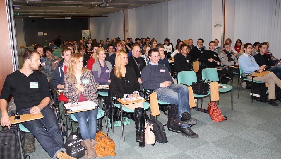 Na vseslovenski študentski Start-up Weekend se lahko prijavite do 25. marca
