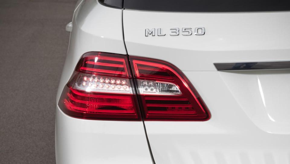 Mercedes-Benz ML kmalu preteklost