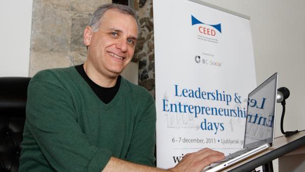 Jerry Colonna: Podjetništvo je duševna bolezen