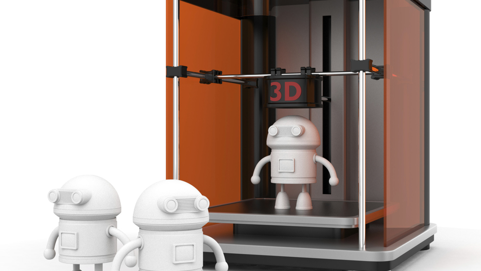3D-tiskanje v letu 2014: kako velik bo razmah