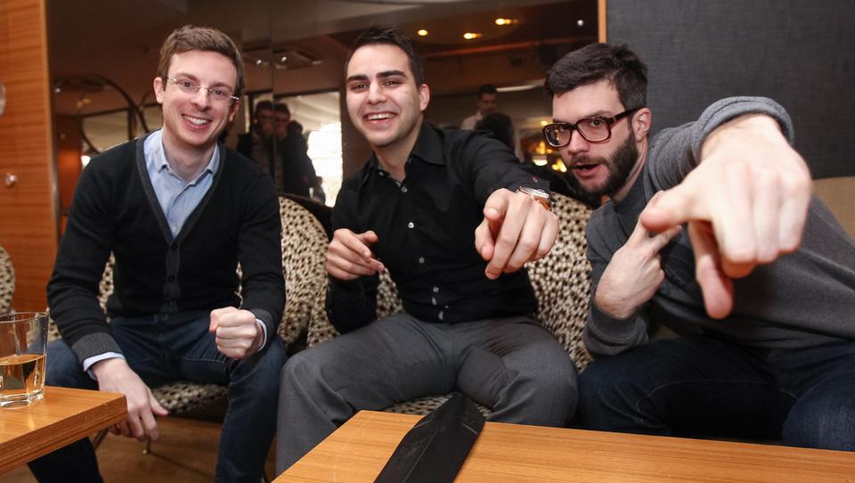 9. Startup Cafe: Denarja za financiranje start-upov je po svetu dovolj