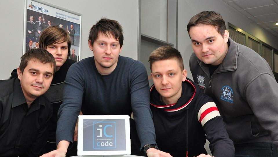 Slovenski startup iCcode sprejet v ameriški pospeševalnik Tech Wildcatters