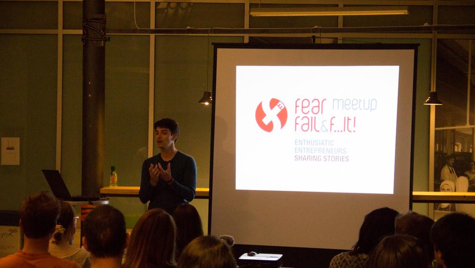 Neuspeh, strah in startup svet presenečenj