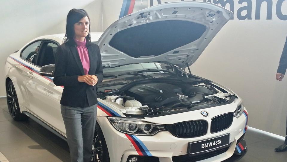 Za tiste, ki sanjajo o BMW M, je M performance