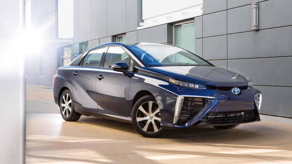 Toyotina prihodnost je že tukaj