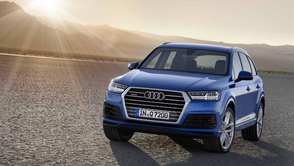 Audi Q7 je postal družinski SUV