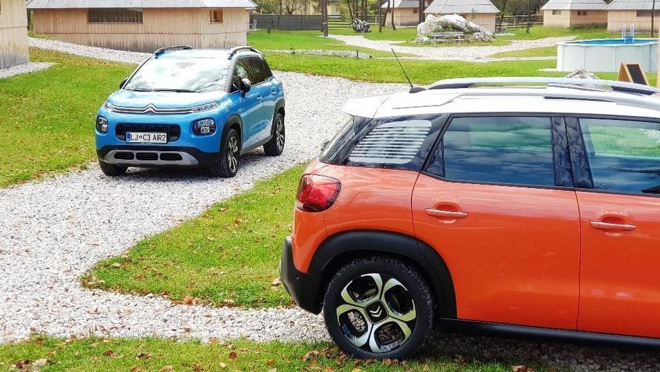 Citroënov mali crossover kot novodobna xsara picasso