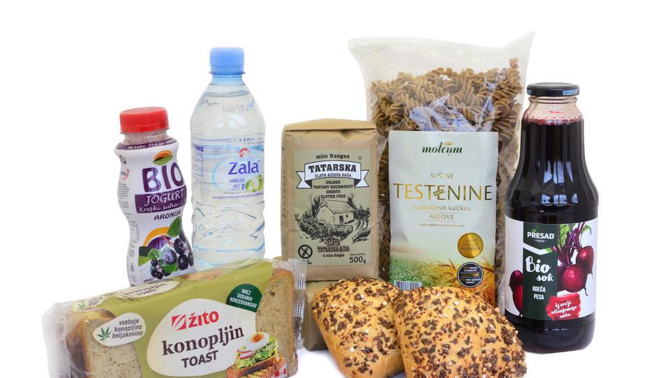 Spoznajte sedem najboljših živil leta 2018 in inovativno mlekarno