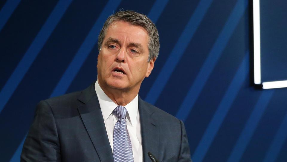 STO: svetovna trgovina bo rasla počasneje