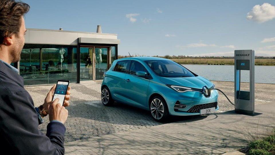 Renault Zoe – na novo domišljena mobilnost