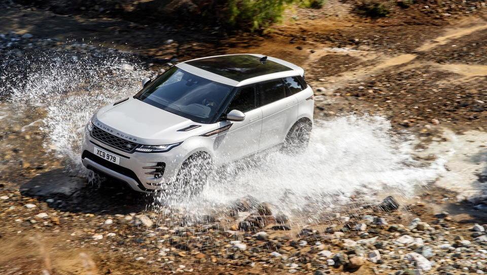 Range rover evoque: športnim terencem v posmeh in bratom v ponos