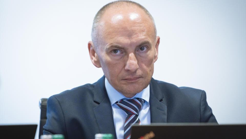 Šabedrov državni sekretar na ministrstvu za zdravje je doktor, doktor gradbeništva