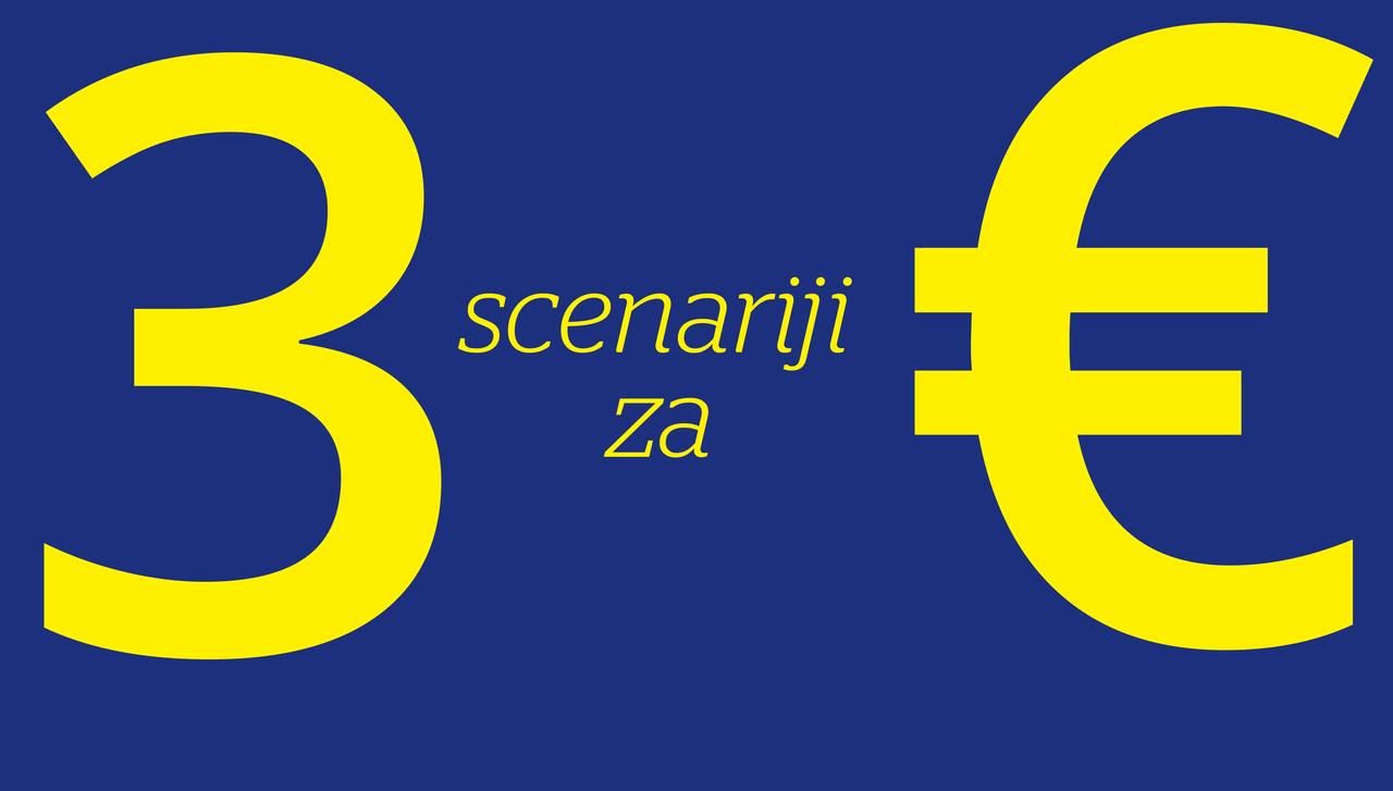 Trije scenariji za evro: Kaj napoveduje ekonomist Ashoka Mody