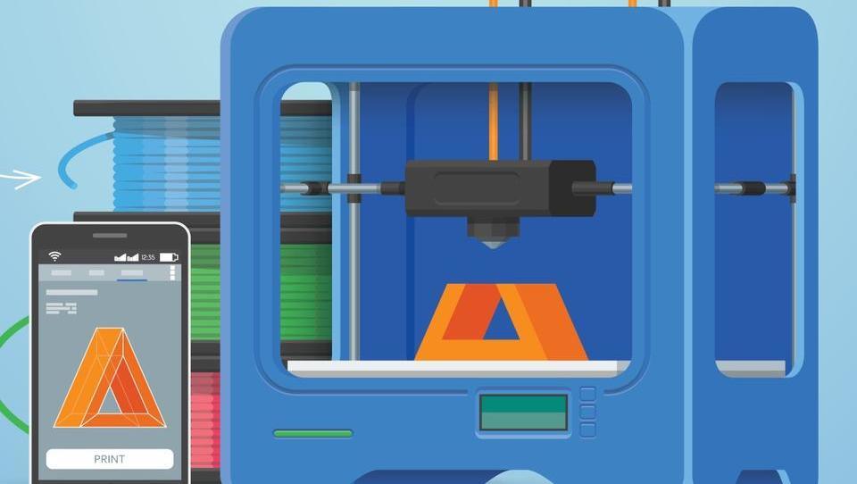 3D tiskalnik v vsak dom? Ne čisto tako, jih pa ni malo