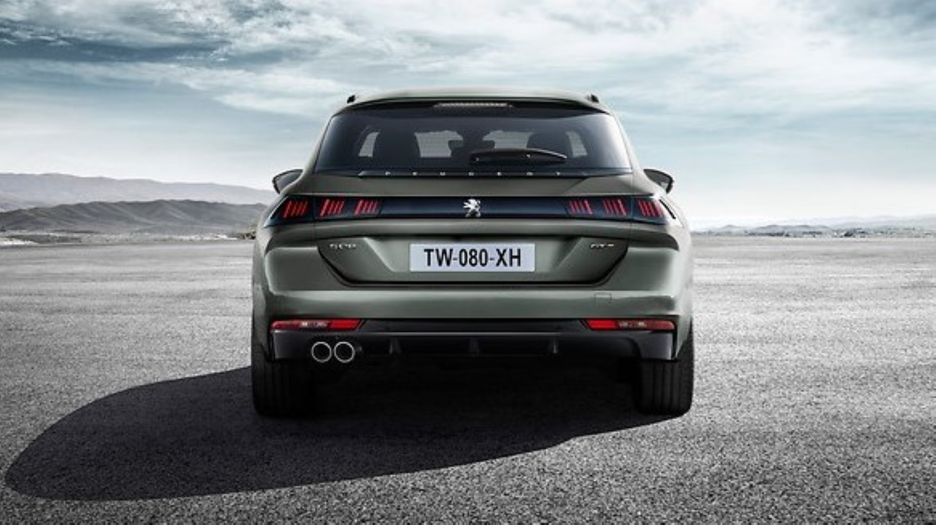 Peugeotov modni karavan je prava osvežitev