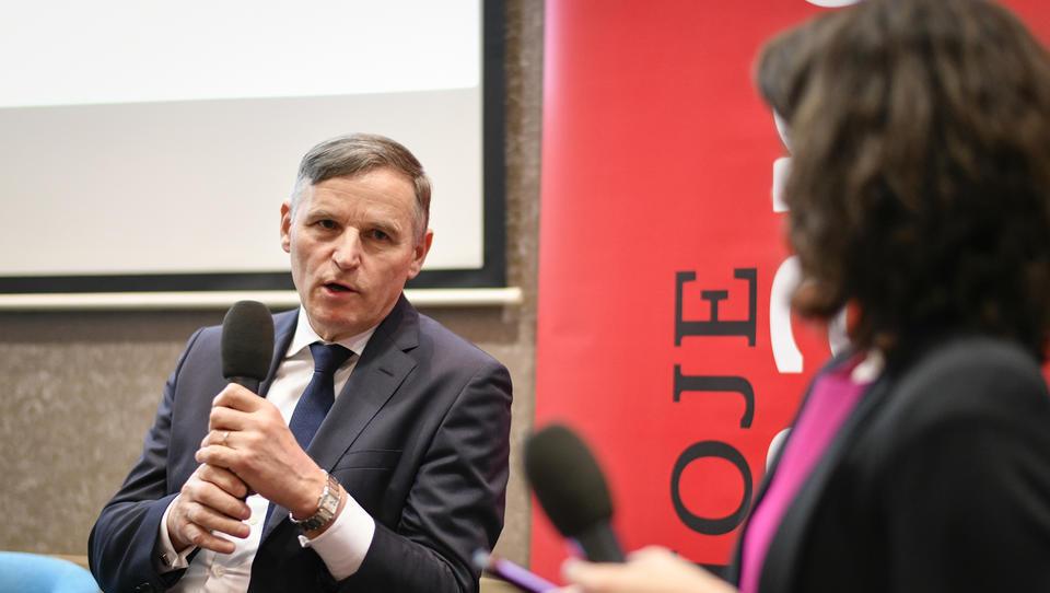 Nova poslabšana napoved slovenske rasti za leto 2019