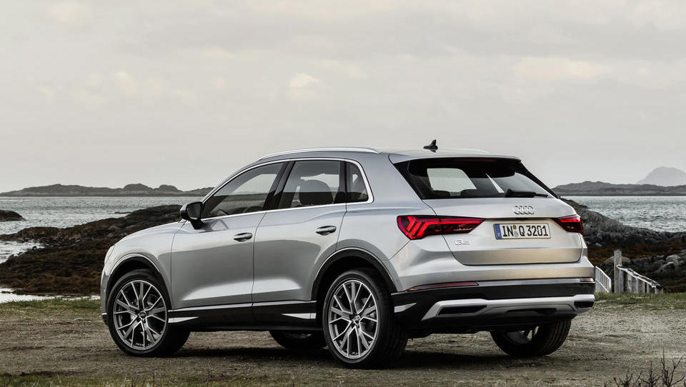 Audijev kompaktni SUV, ki želi preseči pričakovanja