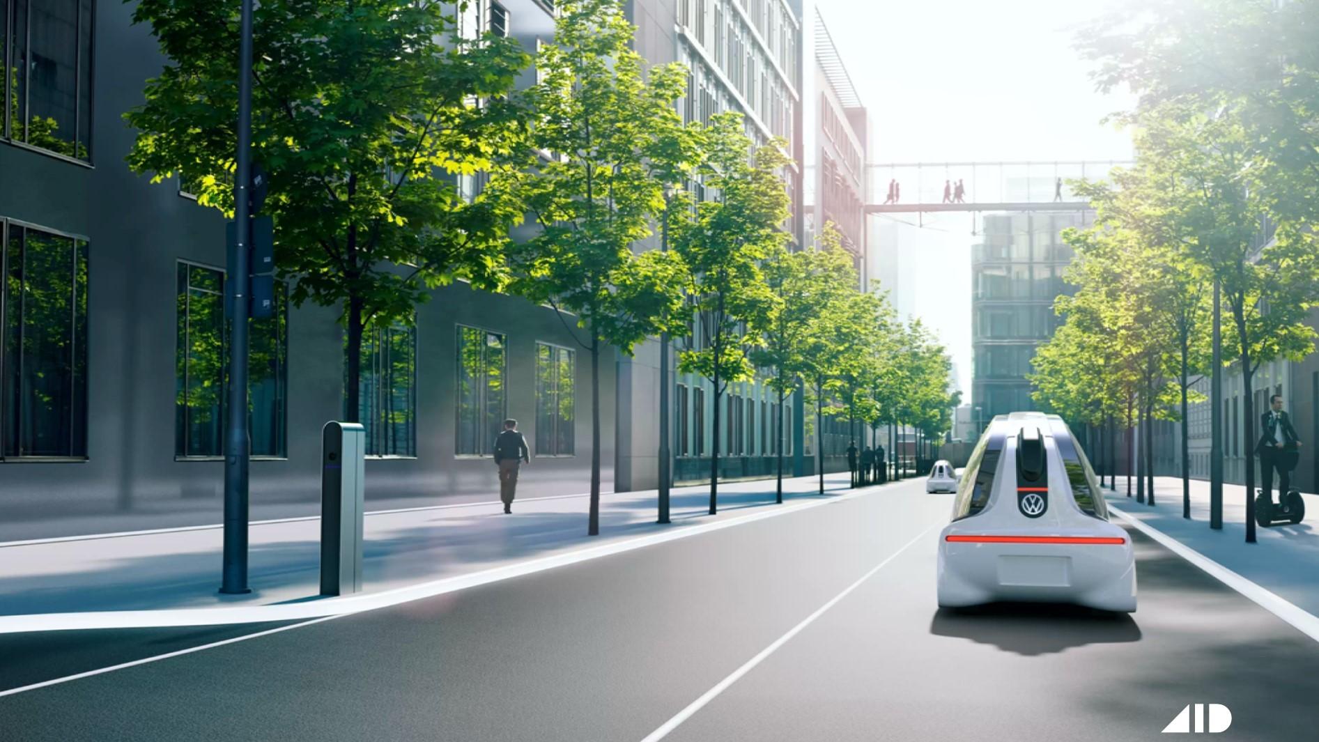 Je avtonomna vožnja le mit, omrežje 5G pa realnost?