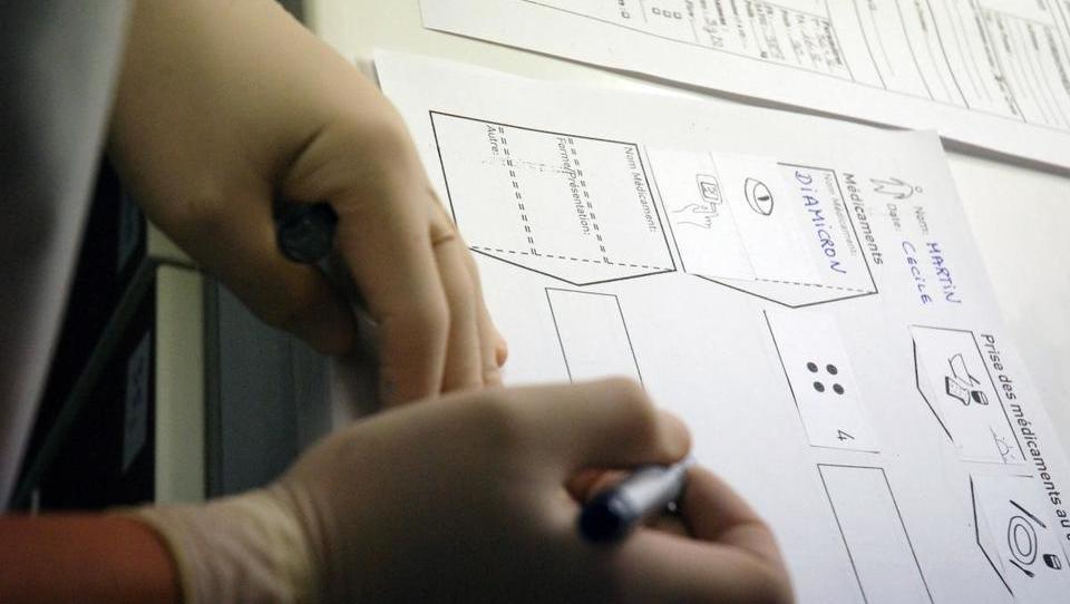 Uporabne oblikovalske rešitve za bolnike in zdravnike
