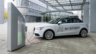Električna prihodnost, kot jo vidi Audi