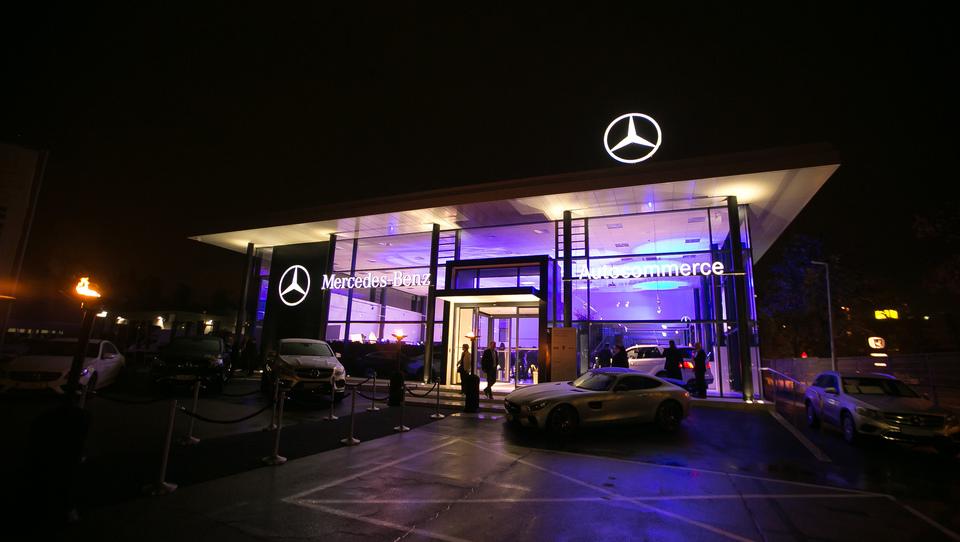 Dobro leto za Autocommerce, Slovencem bo prodal skoraj tri tisoč mercedesov