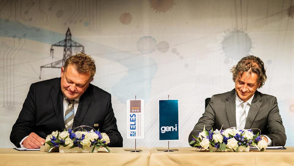 ELES in GEN-I: napoved preboja pri slovenski energetski transformaciji