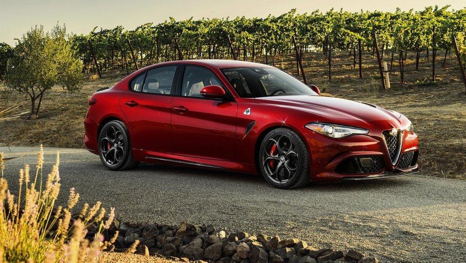 Za Alfa Romeo ponovno nastopila jesen