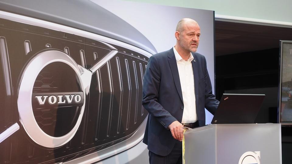 Volvo bo poletel tudi v Sloveniji