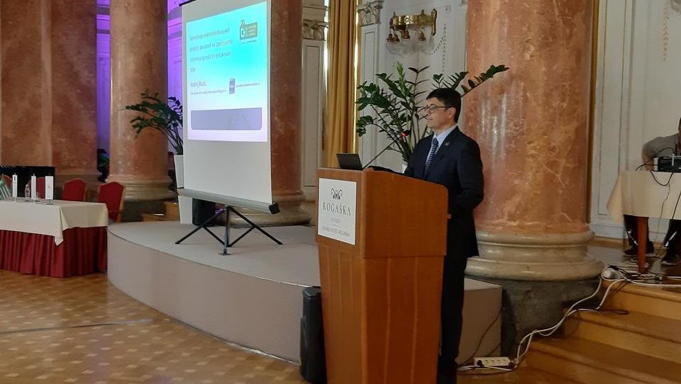 A. Božič, SDH, predstavil zamisel o ustanovitvi sklada za velika infrastrukturna vlaganja